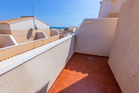 2 Bedrooms Townhouse For Sale in Punta Prima Torrevieja (4)