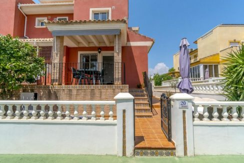 2 Bedrooms Townhouse For Sale in Torrevieja 139.000 € (27)