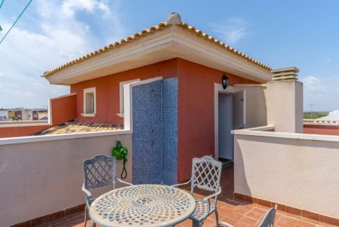 2 Bedrooms Townhouse For Sale in Torrevieja 139.000 € (50)