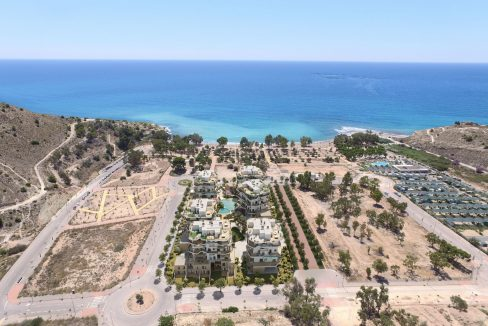 New Biuld in Villajoyosa Beach For Sale Townhouses and Apartmets 1 to 4 Bedrooms (44)