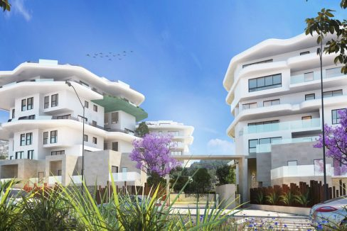 New Biuld in Villajoyosa Beach For Sale Townhouses and Apartmets 1 to 4 Bedrooms (50)