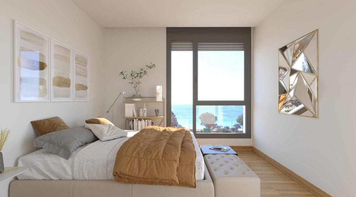 New Biuld in Villajoyosa Beach For Sale Townhouses and Apartmets 1 to 4 Bedrooms (57)