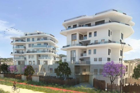New Biuld in Villajoyosa Beach For Sale Townhouses and Apartmets 1 to 4 Bedrooms (60)