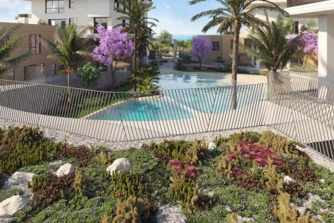 New Biuld in Villajoyosa Beach For Sale Townhouses and Apartmets 1 to 4 Bedrooms (61)