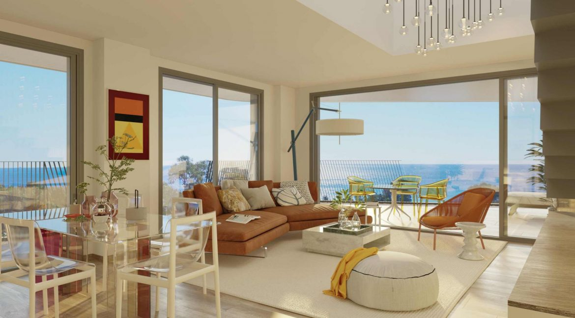 New Biuld in Villajoyosa Beach For Sale Townhouses and Apartmets 1 to 4 Bedrooms (66)