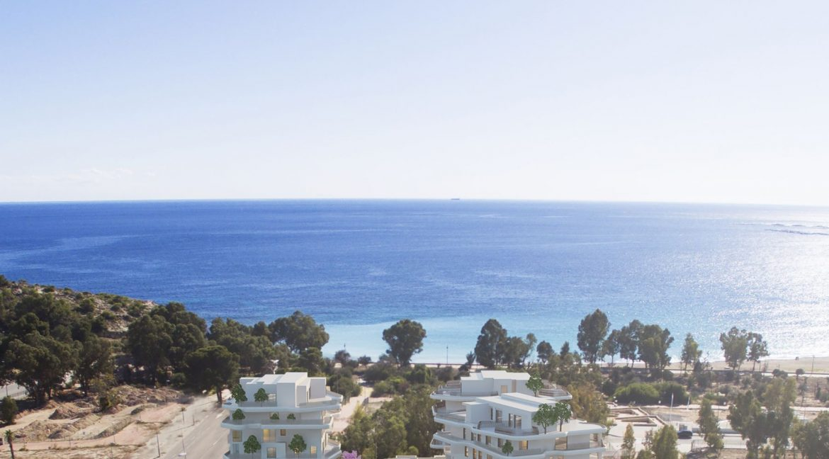 New Biuld in Villajoyosa Beach For Sale Townhouses and Apartmets 1 to 4 Bedrooms (76)