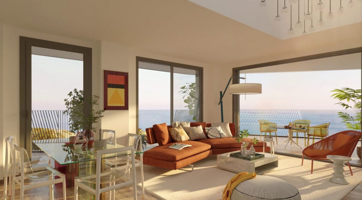 New Biuld in Villajoyosa Beach For Sale Townhouses and Apartmets 1 to 4 Bedrooms (88)