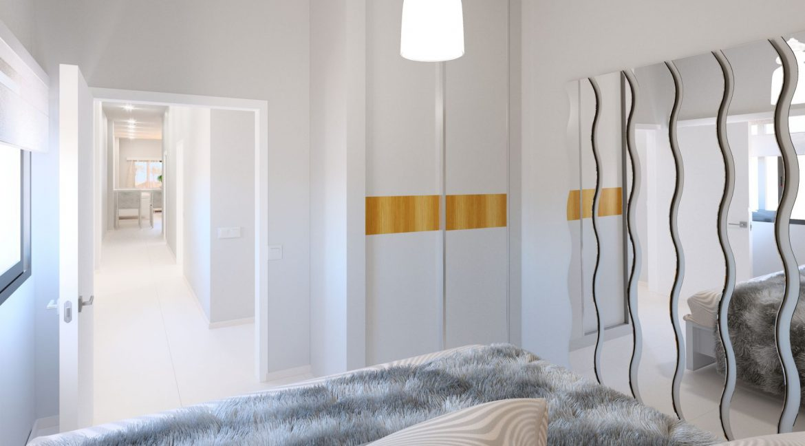 New Build 2 And 3 Bedrooms Apartment Just 60m From El Cura Beach Torrevieja (14)
