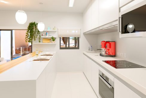 New Build 2 And 3 Bedrooms Apartment Just 60m From El Cura Beach Torrevieja