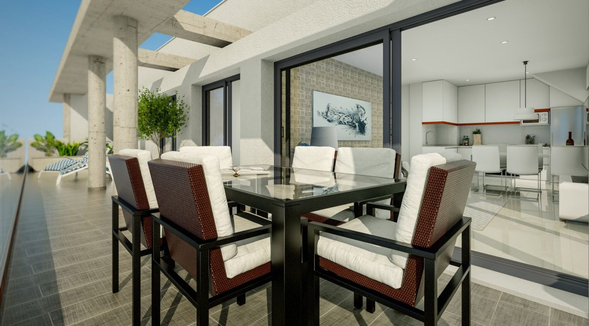 New Build 2 And 3 Bedrooms Apartments In Torrevieja By The Beach (1)