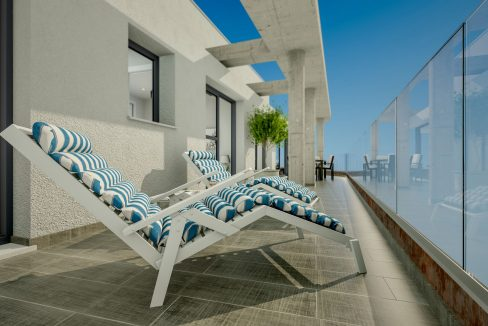 New Build 2 And 3 Bedrooms Apartments In Torrevieja By The Beach (13)