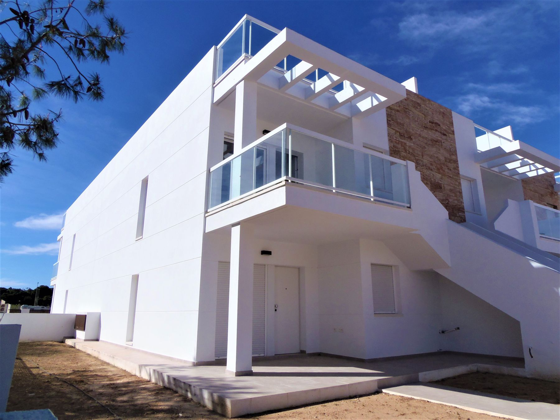 New Build 2 Bedrooms Apartments For Sale in San Pedro de Pinatar