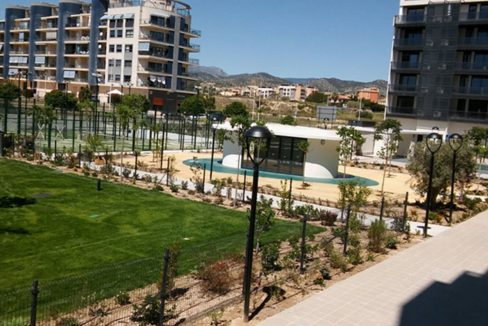 New Build 2 Or 3 Bedrooms Apartment In Puntas Del Moro Beach Villajoyosa (10)