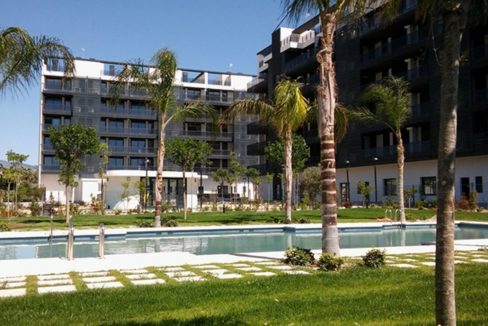 New Build 2 Or 3 Bedrooms Apartment In Puntas Del Moro Beach Villajoyosa (6)