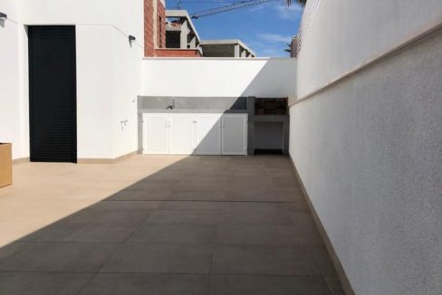 New Build Independent 3 Bedrooms Villas With Private Swimming Pool In Benijofar (14)