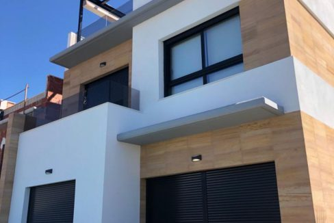 New Build Independent 3 Bedrooms Villas With Private Swimming Pool In Benijofar (23)