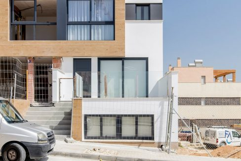New Build Semi-detached Houses Close to Guardamar Beach (26)