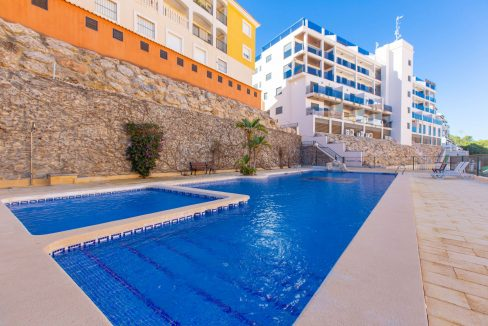 2 Bedrooms Townhouse For Sale With Sea View In Villamartin (11)