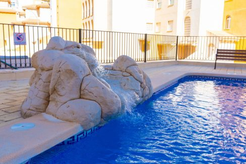 2 Bedrooms Townhouse For Sale With Sea View In Villamartin (14)