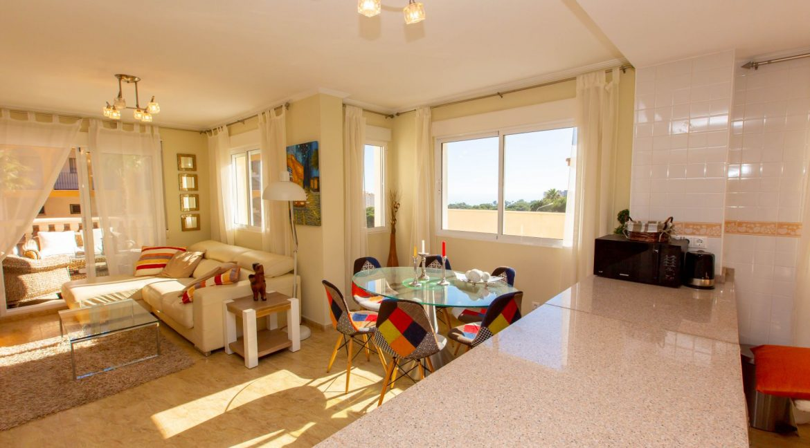 2 Bedrooms Townhouse For Sale With Sea View In Villamartin (31)
