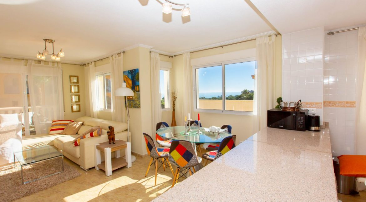 2 Bedrooms Townhouse For Sale With Sea View In Villamartin (36)