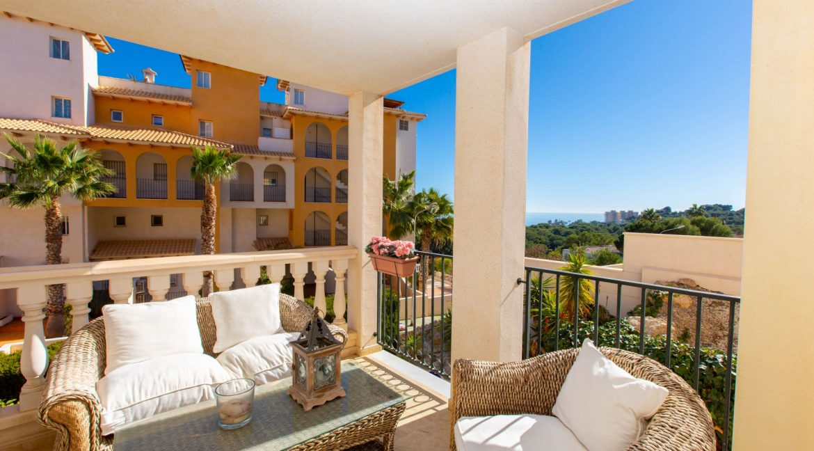 2 Bedrooms Townhouse For Sale With Sea View In Villamartin (42)