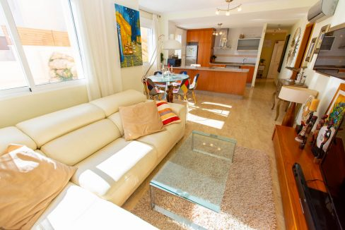 2 Bedrooms Townhouse For Sale With Sea View In Villamartin (43)