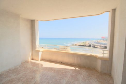 2 Double Bedrooms Apartment on First Line To The Beach in Torrevieja