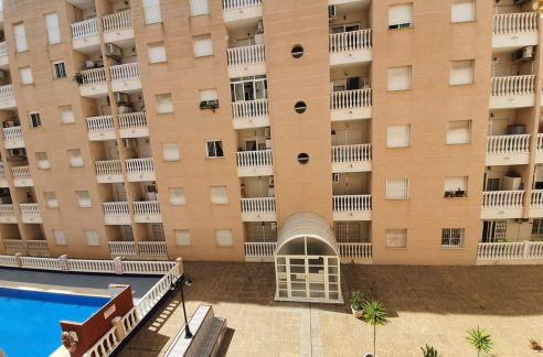 2 Bedrooms Apartment With Swimming Pool In The El Cura Beach Torrevieja