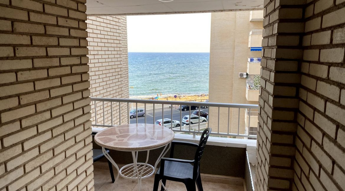 3 Bedrooms Apartment For Sale With Sea View In Torrevieja