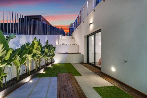 New Build Exclusive Villas With Panoramic Views Of The Valley And The Sea In Ciudad Quesada (13)
