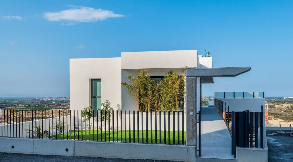 New Build Exclusive Villas With Panoramic Views Of The Valley And The Sea In Ciudad Quesada (22)