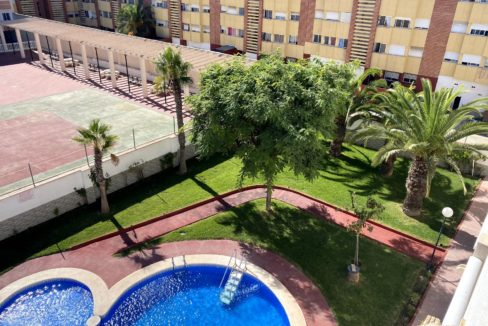 Sunny One Bedroom Penthouse For Sale In Torrevieja With Swimming Pool (1)