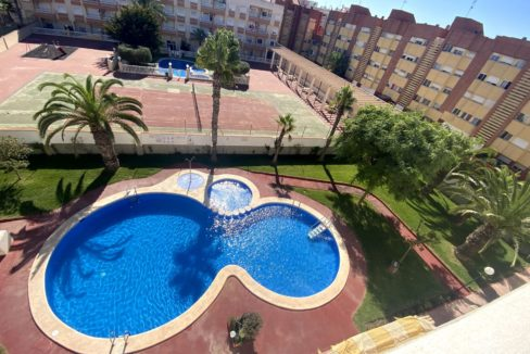 Sunny One Bedroom Penthouse For Sale In Torrevieja With Swimming Pool (2)