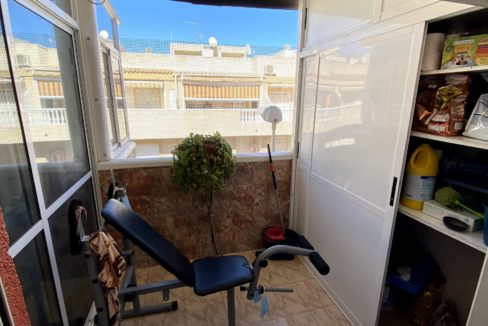 Sunny One Bedroom Penthouse For Sale In Torrevieja With Swimming Pool (8)