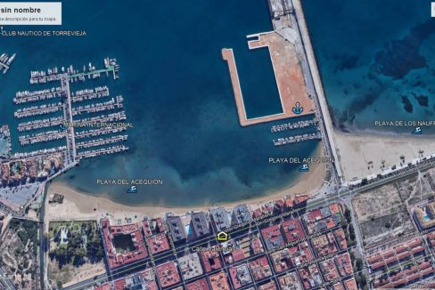 2 Bedrooms Apartment For Sale Just 50 Meters From Acequion Beach Torrevieja (1)