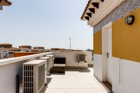 3 Bedrooms Townhouse For Sale in Torrevieja - Aguas Nuevas. Renovated (10)