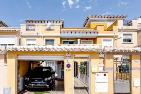 3 Bedrooms Townhouse For Sale in Torrevieja - Aguas Nuevas. Renovated (12)
