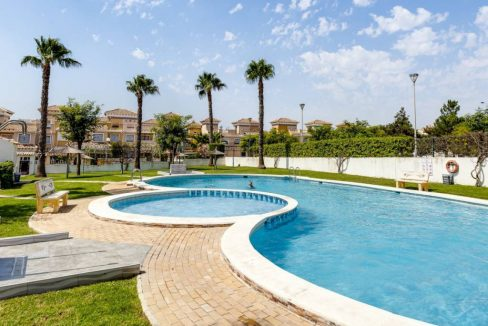 3 Bedrooms Townhouse For Sale in Torrevieja - Aguas Nuevas. Renovated (31)