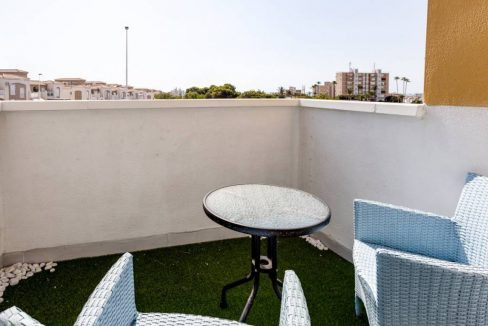 3 Bedrooms Townhouse For Sale in Torrevieja - Aguas Nuevas. Renovated (39)