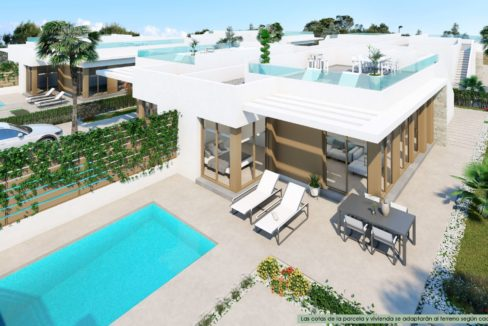 New Build Independence Villa with 3 Bedrooms in Vistabella Golf (2)