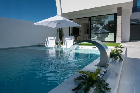 New Build Villa with 3 Bedrooms and Private Pool in San Javier Murcia