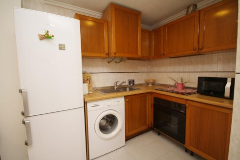 2 Bedooms Apartment For Sale in Torrevieja Near en Cura Beach with Lateral Sea Views (22)