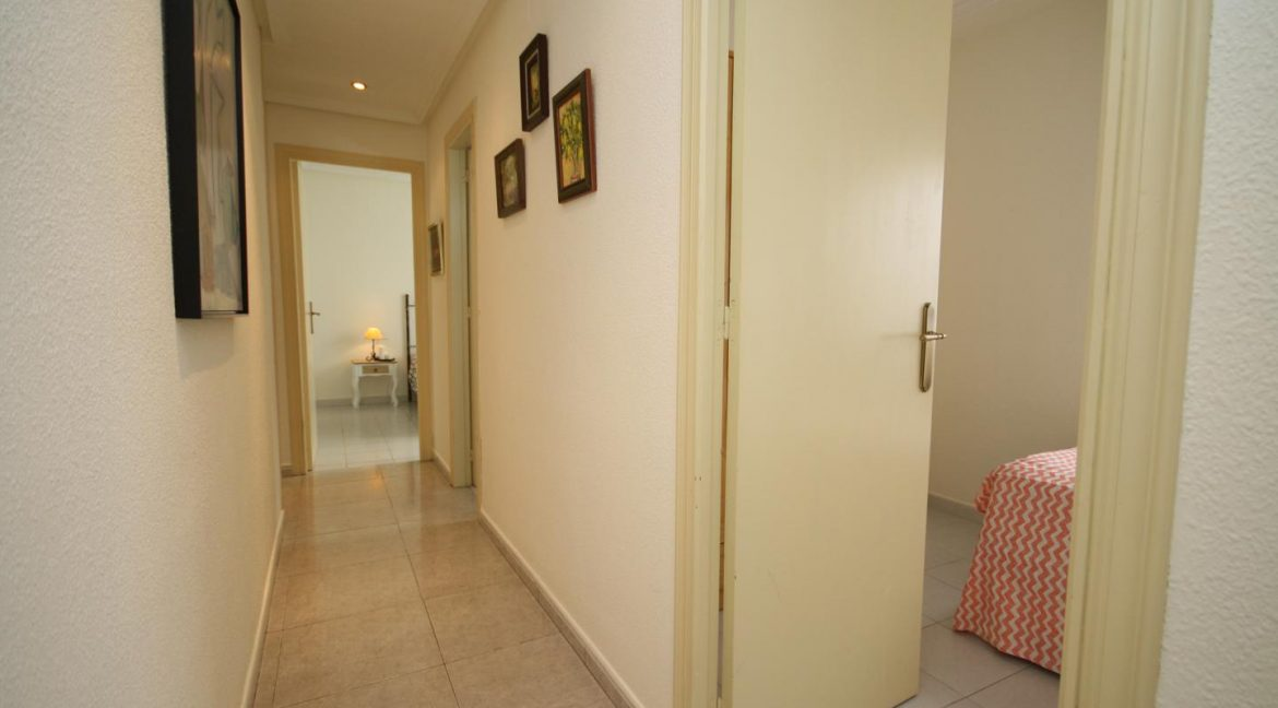 2 Bedooms Apartment For Sale in Torrevieja Near en Cura Beach with Lateral Sea Views (24)