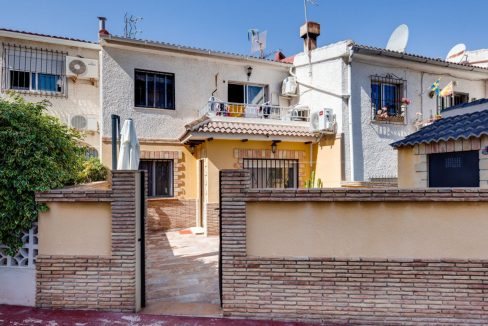 2 Bedrooms Ground Floor Bungalow For Sale Just 340 Meters to La Mata Beach