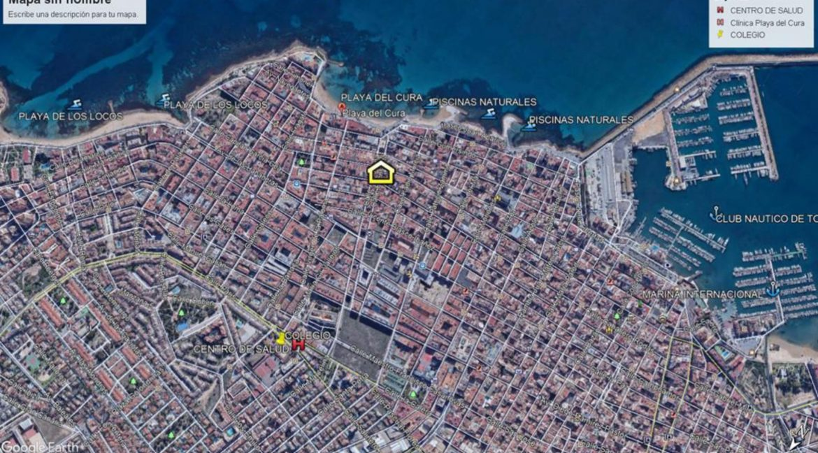 2 Bedrooms apartment For Sale Close to the Beach in Torrevieja (1)
