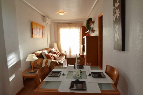 3 Bedrooms Apartment For Sale with Lateral Sea Views El Cura Beach - Torrevieja (12)