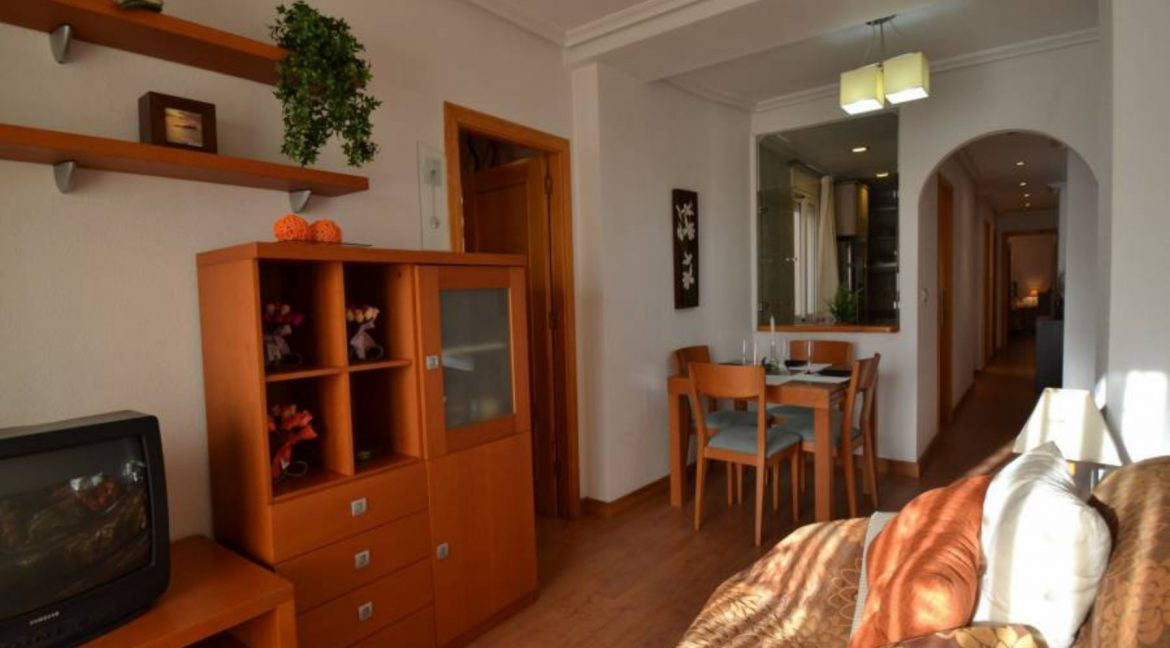3 Bedrooms Apartment For Sale with Lateral Sea Views El Cura Beach - Torrevieja (15)