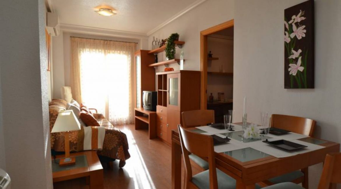 3 Bedrooms Apartment For Sale with Lateral Sea Views El Cura Beach - Torrevieja (5)