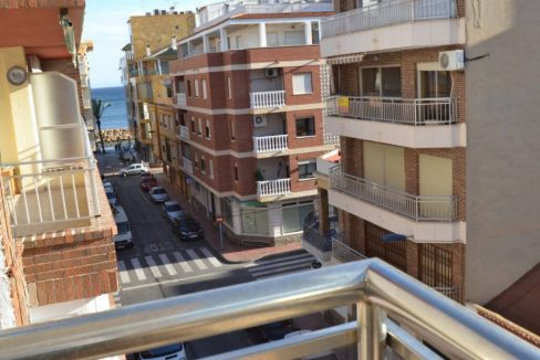 3 Bedrooms Apartment For Sale with Lateral Sea Views El Cura Beach - Torrevieja